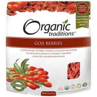 Organic Traditions Goji Berries 227 g