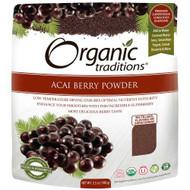 Organic Traditions Acai Berry Powder 100 g