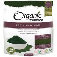 Organic Traditions Spirulina Powder 150 g