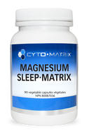 Cyto Matrix Magnesium Sleep.Matrix 90 Veg Capsules