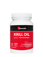 Innovite Krill Oil Omega-3 1000mg 60 Softgels