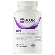Aor Pro Adrenal Gladular 60 Veg Capsules