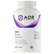 Aor Pro Bones 240 Veg Capsules