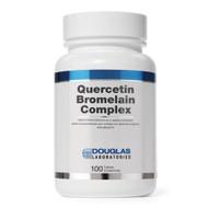 Douglas Laboratories Quercetin-Bromelain Complex 100 Tablets