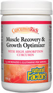 Natural Factors Muscle Recovery & Growth Optimizer 306 g