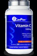 CanPrev Vitamin C 1000 mg 240 Veg Capsules