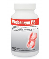 Douglas Laboratories Wobenzym PS 180 Enteric Coated Tablets