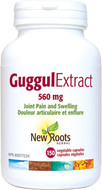 New Roots Guggul Extract 150 Veg Capsules