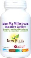 New Roots Mum Ma Milkstream 60 Veg Capsules