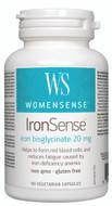 Womensense IronSense 60 Veg Capsules