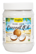 VegiDay Organic Virgin Coconut Oil 800 ml