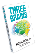 3 Brains Book by Karen Jensen