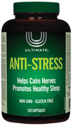 Brad King Ultimate Anti-Stress Formula 120 Capsules