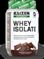 Kaizen Naturals Whey Isolate Chocolate 840 g