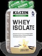 Kaizen Naturals Whey Isolate Vanilla 840 g