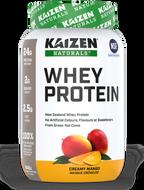 Kaizen Naturals Whey Protein Creamy Mango 840 g