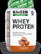 Kaizen Naturals Whey Protein Salted Caramel 840 g