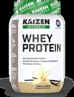Kaizen Naturals Whey Protein Vanilla 840 g