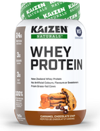 Kaizen Naturals Whey Protein Caramel Chocolate Chip 840 g