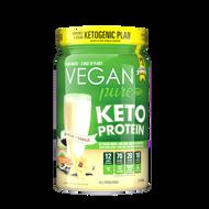 Vegan Pure Keto Protein Vanilla 407 g