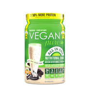 Vegan Pure All in One Protein Cookies & Cream 405 g