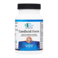Ortho Molecular Products Candicid Forte 90 Veg Capsules