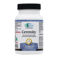 Ortho Molecular Products Cerenity 90 Veg Capsules