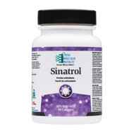Ortho Molecular Products Sinatrol 60 Capsules