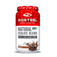 BioSteel Natural Isolate Protein Blend Chocolate 725 g
