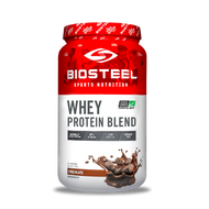 BioSteel Natural Whey Protein Blend Chocolate 750 g