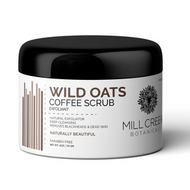 Mill Creek Wild Oats Coffee Scrub 113 Grams
