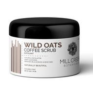 Mill Creek Wild Oats Coffee Scrub 113 Grams