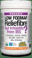 Natural Factors Organic Reliefibre Low FODMAP Tropical Flavour 268 g