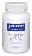 Pure Encapsulations Pure Perilla Plus With NAC 120 Veg Capsules