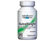Alpha Science  NutraWeight 60 Capsules
