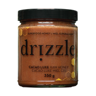 Drizzle Cacao Luxe Raw Honey 350g