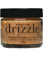 Drizzle Cinnamon Spiced Raw Honey 80g