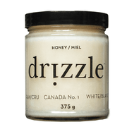 Drizzle White Raw Honey 375g