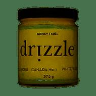 Drizzle White Raw Honey 375g