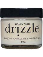 Drizzle White Raw Honey 80g