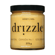 Drizzle Golden Raw Honey 375g
