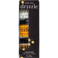 Drizzle Honey Taster Trio Pack of 3 X80g