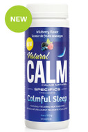 Natural Calm Calmful Sleep Wildberry 113 g (4 Oz)