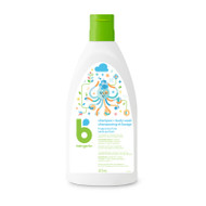 Babyganics Conditioning Shampoo & Body Wash Fragrance Free 473 ml