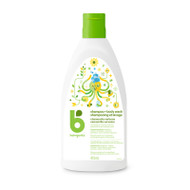 Babyganics Conditioning Shampoo & Body Wash Chamomile Verbena 473 ml