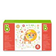 Babyganics Skin Love Diapers Size 4 -Box of 68