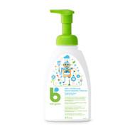 Babyganics Foaming Dish & Bottle Soap Fragrance Free 473 ml