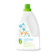 Babyganics 3X Laundry Detergent Fragrance Free 1.77 L