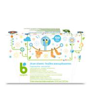 Babyganics Dryer Sheets Fragrance Free 120 ct