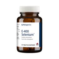 Metagenics E 400 Selenium 60 Tablets